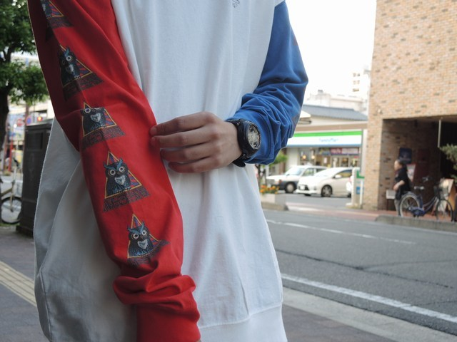 再入荷!Owl Big Long Cut!!_b0316864_17093537.jpg