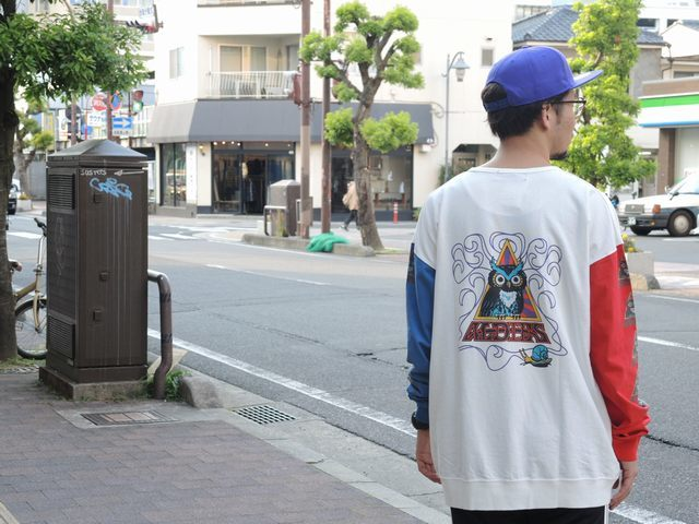 再入荷!Owl Big Long Cut!!_b0316864_17095512.jpg