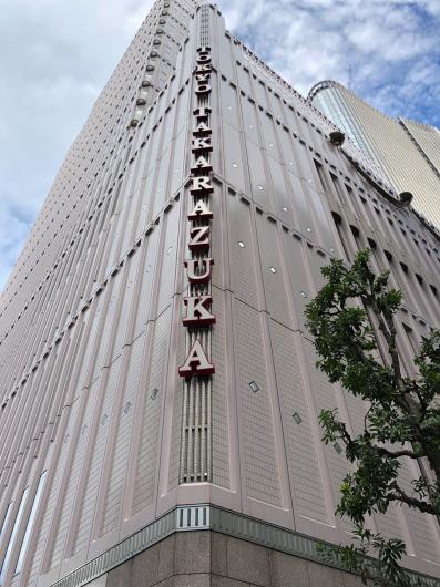 宝塚歌劇団 エリザベート_f0126965_09493688.jpg