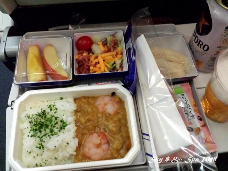 ◆ 機内食、その57「ソウル」へ(2018年3月)_d0316868_08172724.jpg