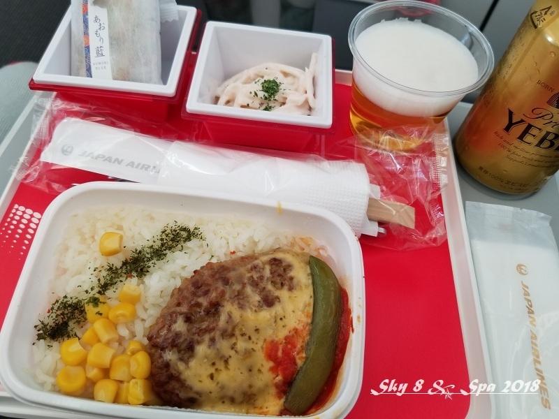 ◆ 機内食、その58「ソウル」へ(2018年4月)_d0316868_08334200.jpg