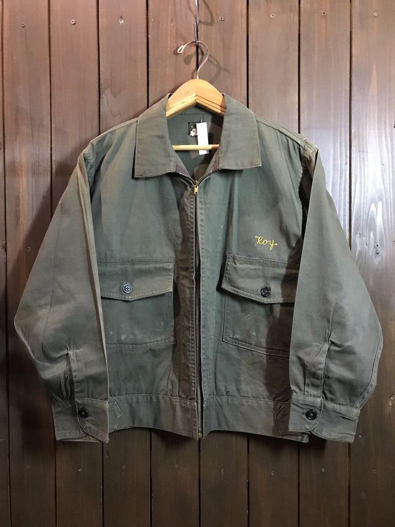マグネッツ神戸店10/31(水)ヴィンテージ入荷! #4 Vintage Work Uniform!!!_c0078587_20014971.jpg