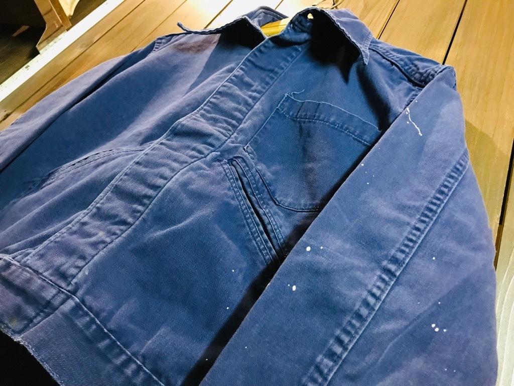 マグネッツ神戸店10/31(水)ヴィンテージ入荷! #4 Vintage Work Uniform!!!_c0078587_20031598.jpg