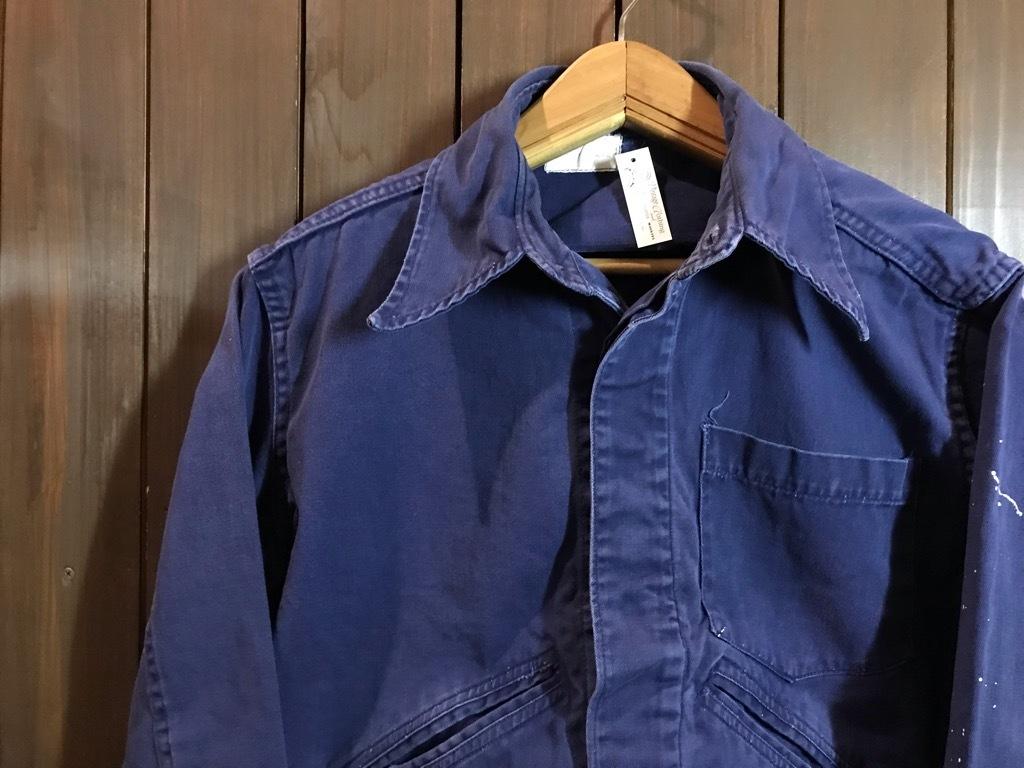 マグネッツ神戸店10/31(水)ヴィンテージ入荷! #4 Vintage Work Uniform!!!_c0078587_20040526.jpg