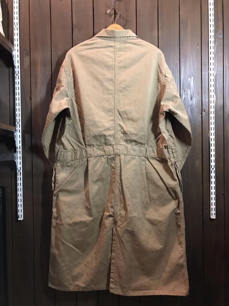 マグネッツ神戸店10/31(水)Vintage入荷! #5 Vintage Shop Coat,Union Suit !!!_c0078587_20172639.jpg