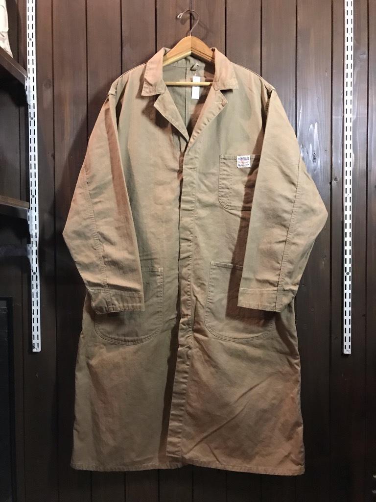 マグネッツ神戸店10/31(水)Vintage入荷! #5 Vintage Shop Coat,Union Suit !!!_c0078587_20172700.jpg