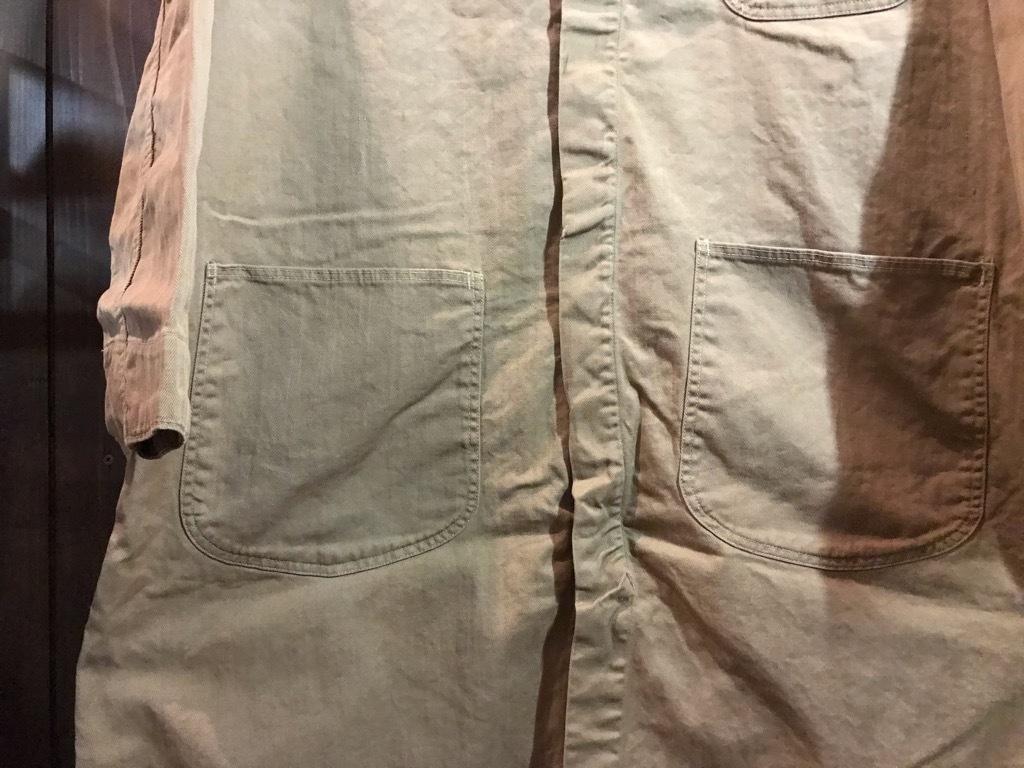 マグネッツ神戸店10/31(水)Vintage入荷! #5 Vintage Shop Coat,Union Suit !!!_c0078587_22261835.jpg