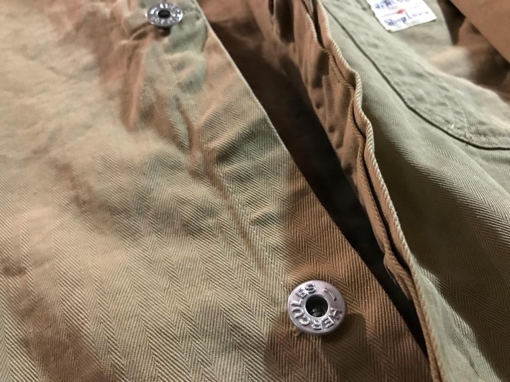 マグネッツ神戸店10/31(水)Vintage入荷! #5 Vintage Shop Coat,Union Suit !!!_c0078587_22261843.jpg