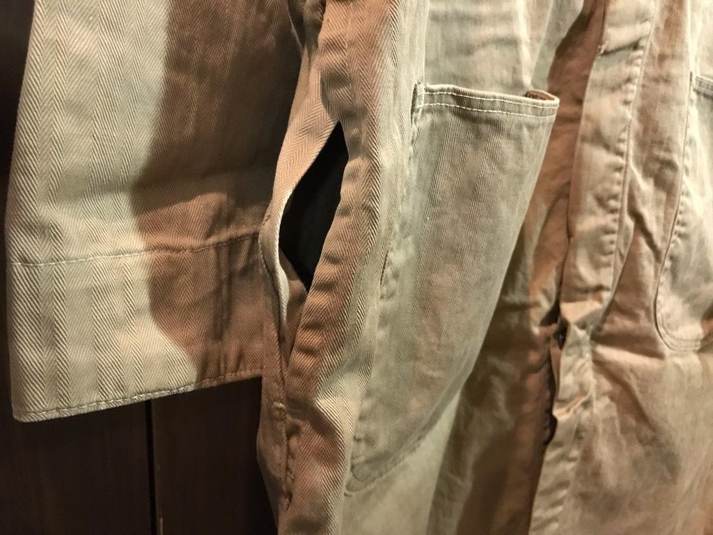 マグネッツ神戸店10/31(水)Vintage入荷! #5 Vintage Shop Coat,Union Suit !!!_c0078587_22261880.jpg