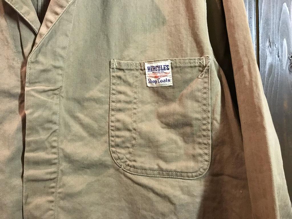 マグネッツ神戸店10/31(水)Vintage入荷! #5 Vintage Shop Coat,Union Suit !!!_c0078587_22261916.jpg