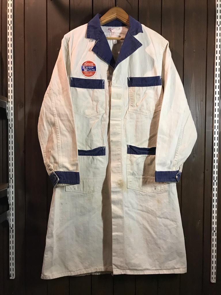 マグネッツ神戸店10/31(水)Vintage入荷! #5 Vintage Shop Coat,Union Suit !!!_c0078587_22280161.jpg