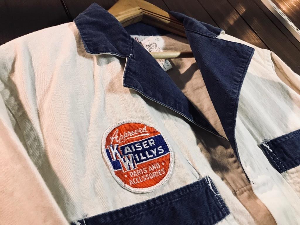マグネッツ神戸店10/31(水)Vintage入荷! #5 Vintage Shop Coat,Union Suit !!!_c0078587_22280168.jpg