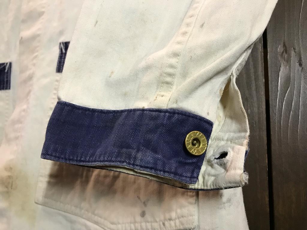 マグネッツ神戸店10/31(水)Vintage入荷! #5 Vintage Shop Coat,Union Suit !!!_c0078587_22282585.jpg