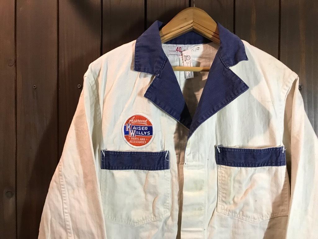 マグネッツ神戸店10/31(水)Vintage入荷! #5 Vintage Shop Coat,Union Suit !!!_c0078587_22282592.jpg