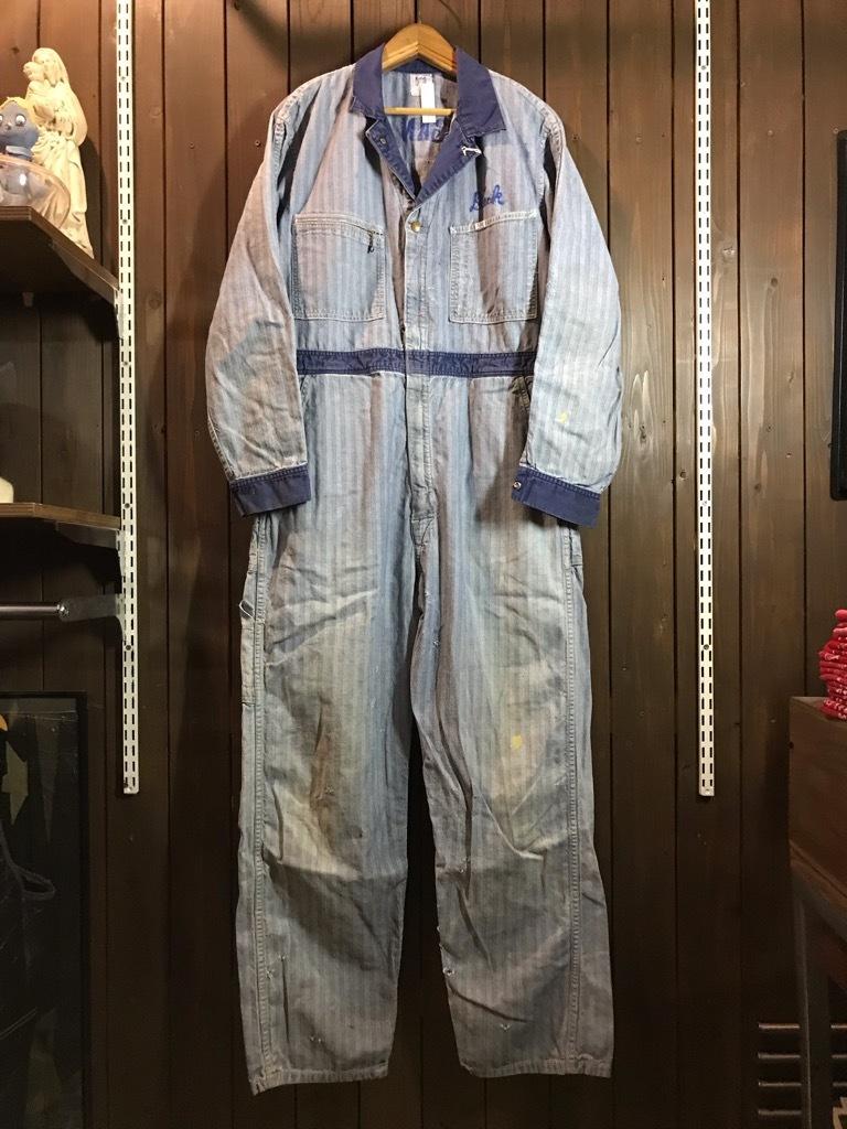 マグネッツ神戸店10/31(水)Vintage入荷! #5 Vintage Shop Coat,Union Suit !!!_c0078587_22295354.jpg