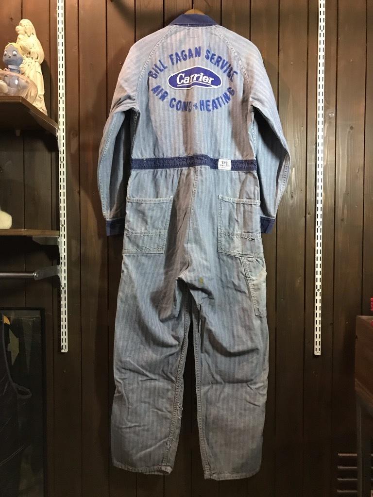 マグネッツ神戸店10/31(水)Vintage入荷! #5 Vintage Shop Coat,Union Suit !!!_c0078587_22295383.jpg