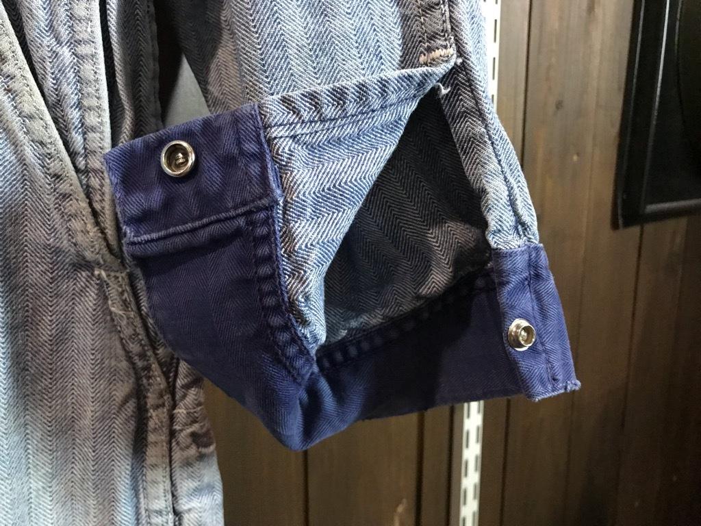 マグネッツ神戸店10/31(水)Vintage入荷! #5 Vintage Shop Coat,Union Suit !!!_c0078587_22305935.jpg