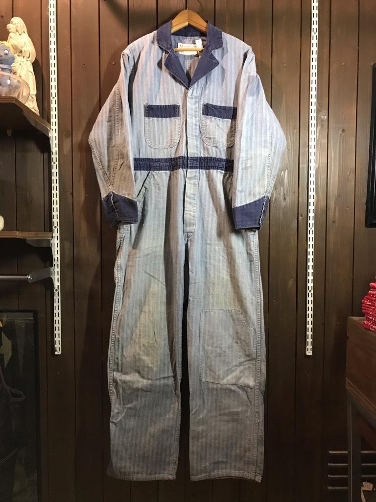 マグネッツ神戸店10/31(水)Vintage入荷! #5 Vintage Shop Coat,Union Suit !!!_c0078587_22345150.jpg