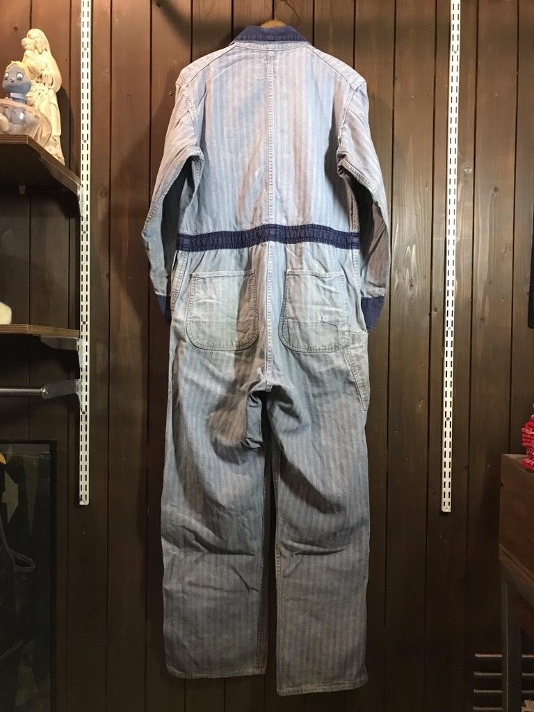 マグネッツ神戸店10/31(水)Vintage入荷! #5 Vintage Shop Coat,Union Suit !!!_c0078587_22345233.jpg