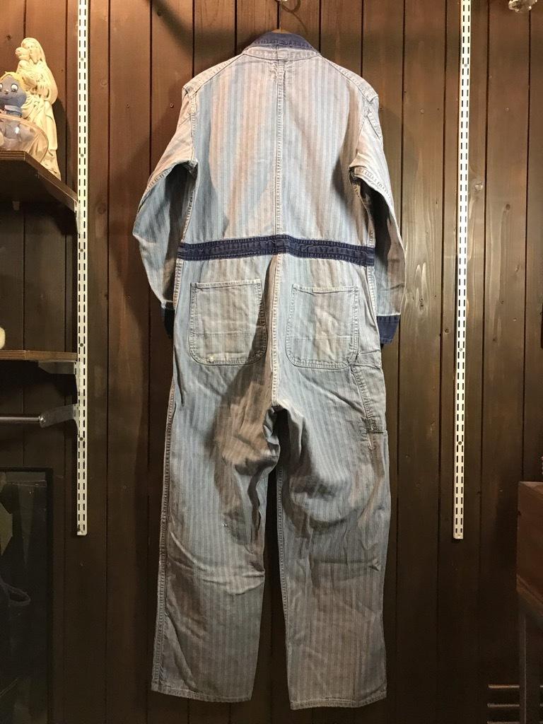 マグネッツ神戸店10/31(水)Vintage入荷! #5 Vintage Shop Coat,Union Suit !!!_c0078587_22354520.jpg