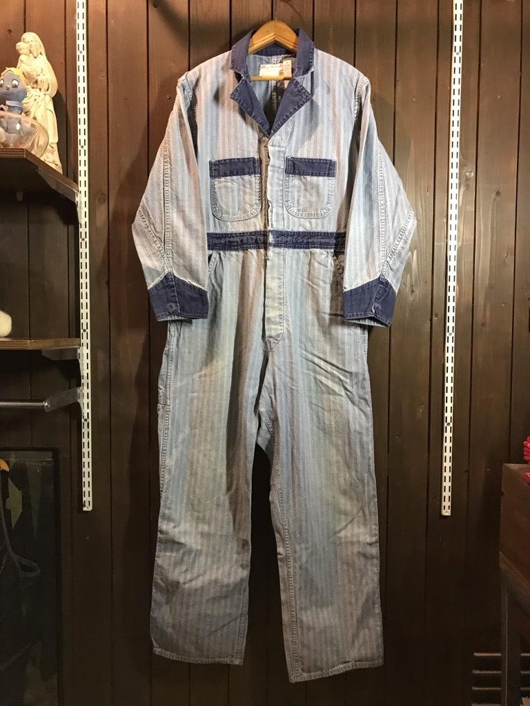 マグネッツ神戸店10/31(水)Vintage入荷! #5 Vintage Shop Coat,Union Suit !!!_c0078587_22354769.jpg