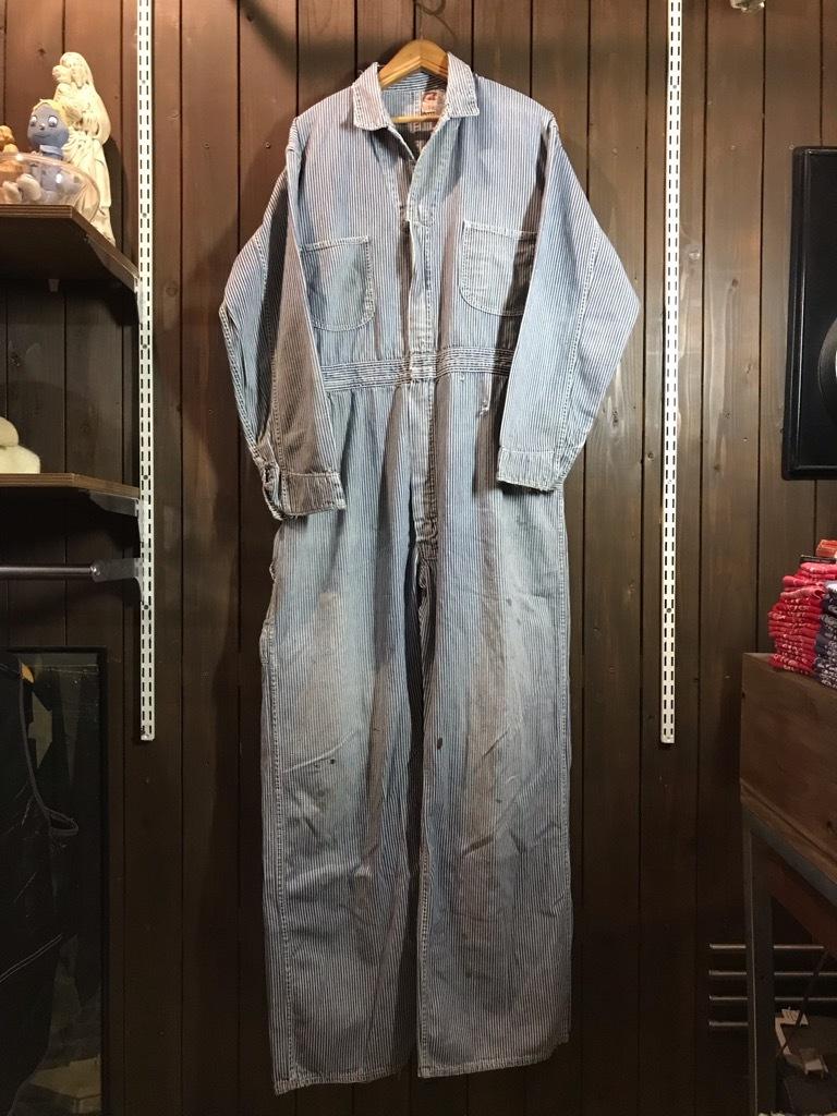 マグネッツ神戸店10/31(水)Vintage入荷! #5 Vintage Shop Coat,Union Suit !!!_c0078587_22370410.jpg