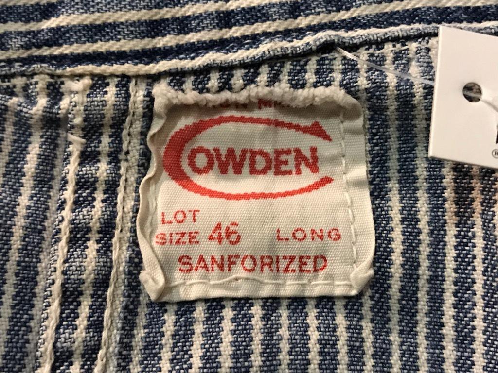 マグネッツ神戸店10/31(水)Vintage入荷! #5 Vintage Shop Coat,Union Suit !!!_c0078587_22370420.jpg