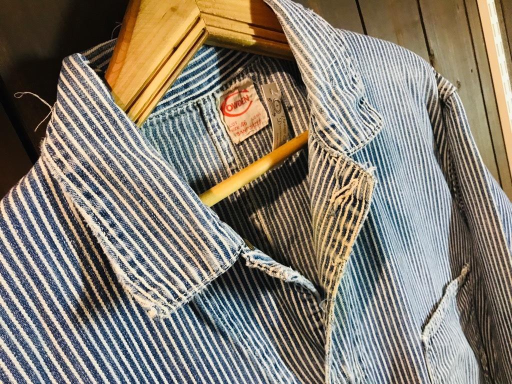 マグネッツ神戸店10/31(水)Vintage入荷! #5 Vintage Shop Coat,Union Suit !!!_c0078587_22370451.jpg