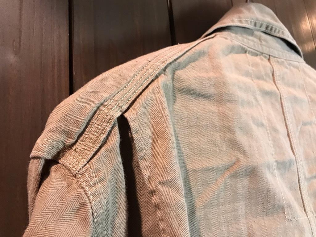 マグネッツ神戸店10/31(水)Vintage入荷! #5 Vintage Shop Coat,Union Suit !!!_c0078587_22383398.jpg