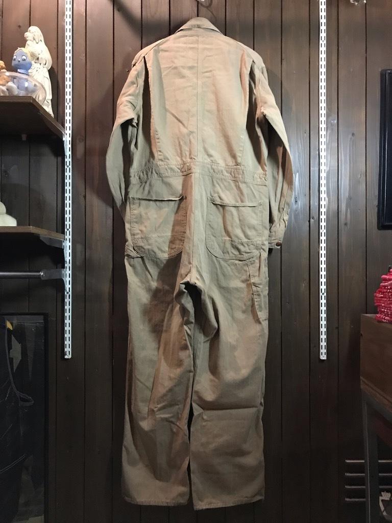 マグネッツ神戸店10/31(水)Vintage入荷! #5 Vintage Shop Coat,Union Suit !!!_c0078587_22383428.jpg