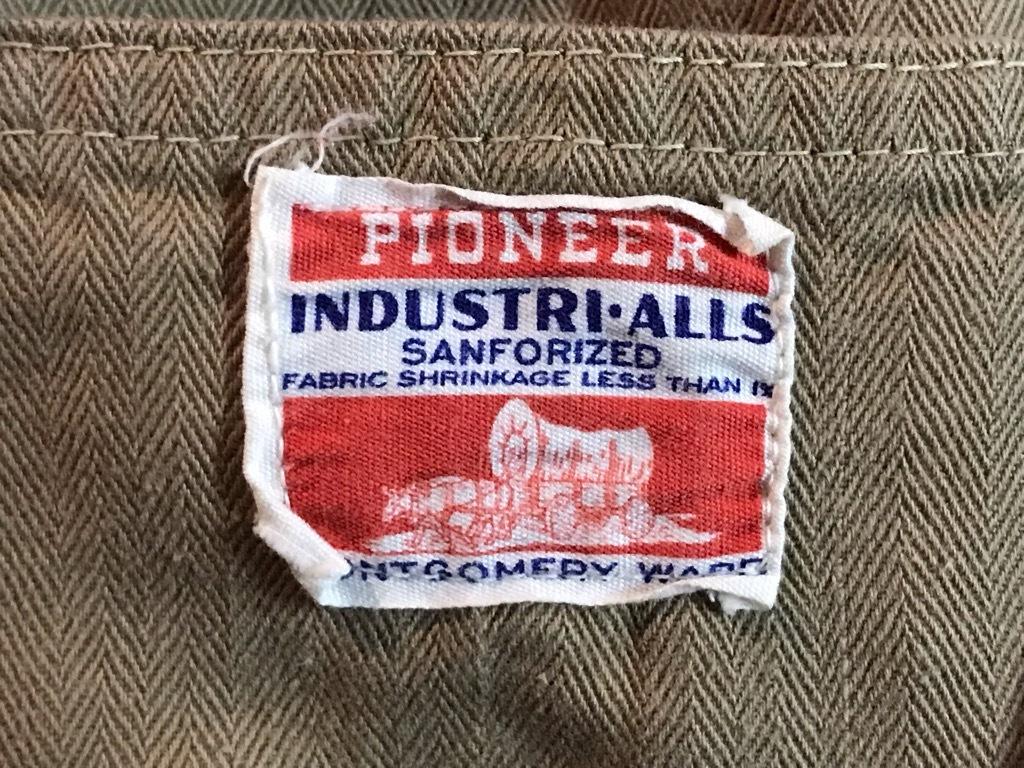 マグネッツ神戸店10/31(水)Vintage入荷! #5 Vintage Shop Coat,Union Suit !!!_c0078587_22383513.jpg