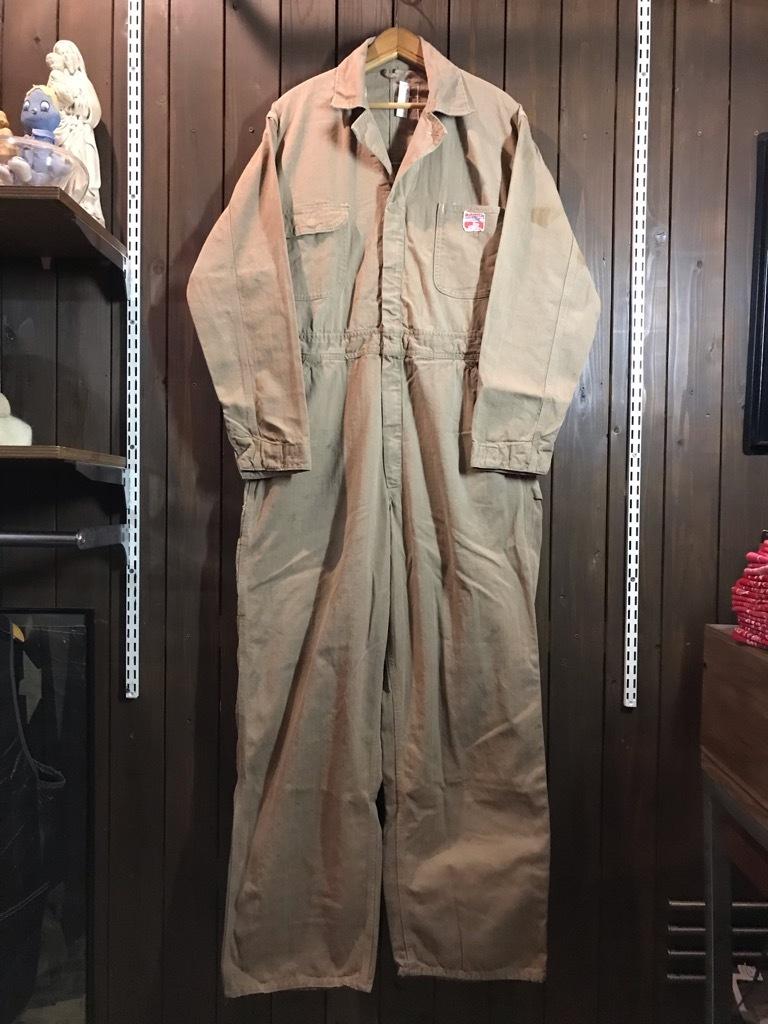 マグネッツ神戸店10/31(水)Vintage入荷! #5 Vintage Shop Coat,Union Suit !!!_c0078587_22383577.jpg