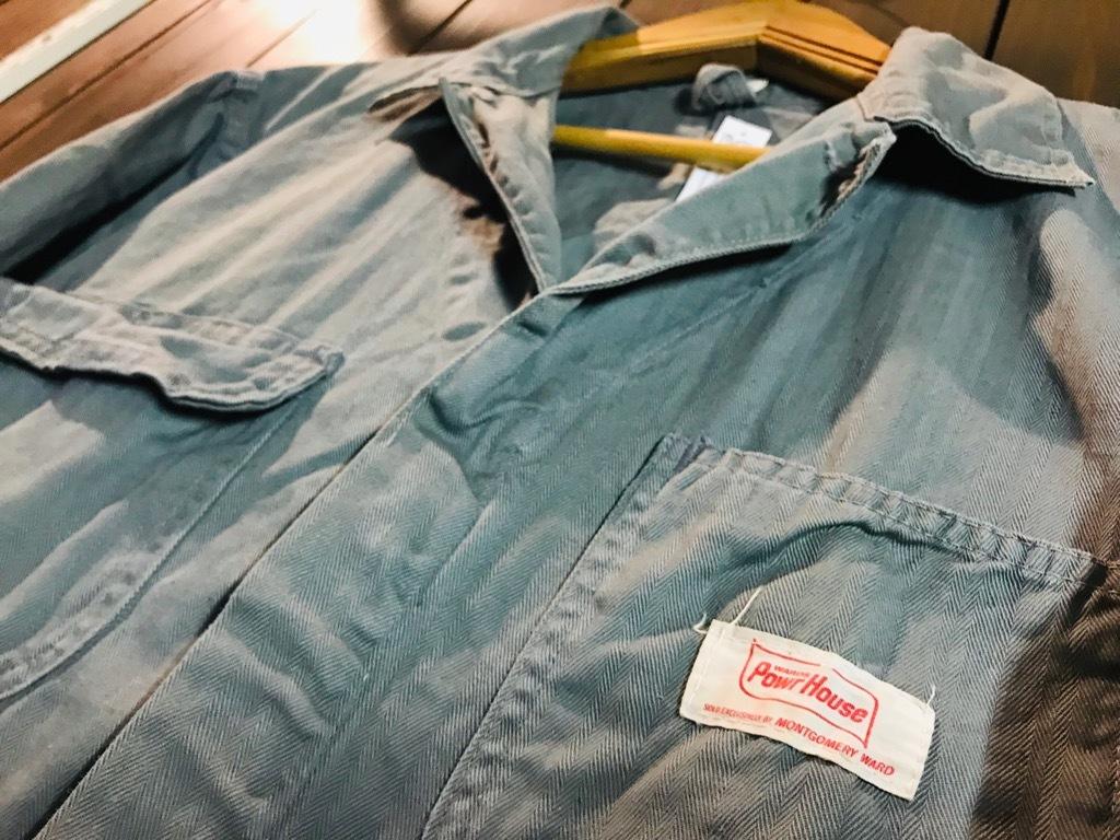マグネッツ神戸店10/31(水)Vintage入荷! #5 Vintage Shop Coat,Union Suit !!!_c0078587_22402686.jpg