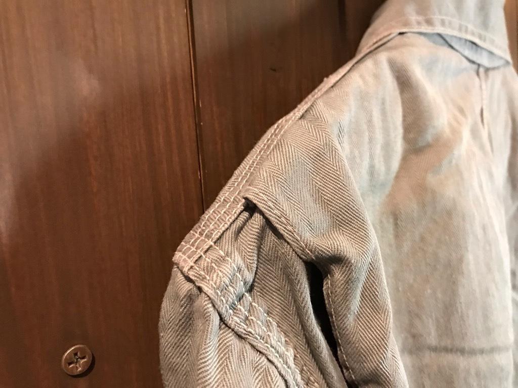 マグネッツ神戸店10/31(水)Vintage入荷! #5 Vintage Shop Coat,Union Suit !!!_c0078587_22410406.jpg
