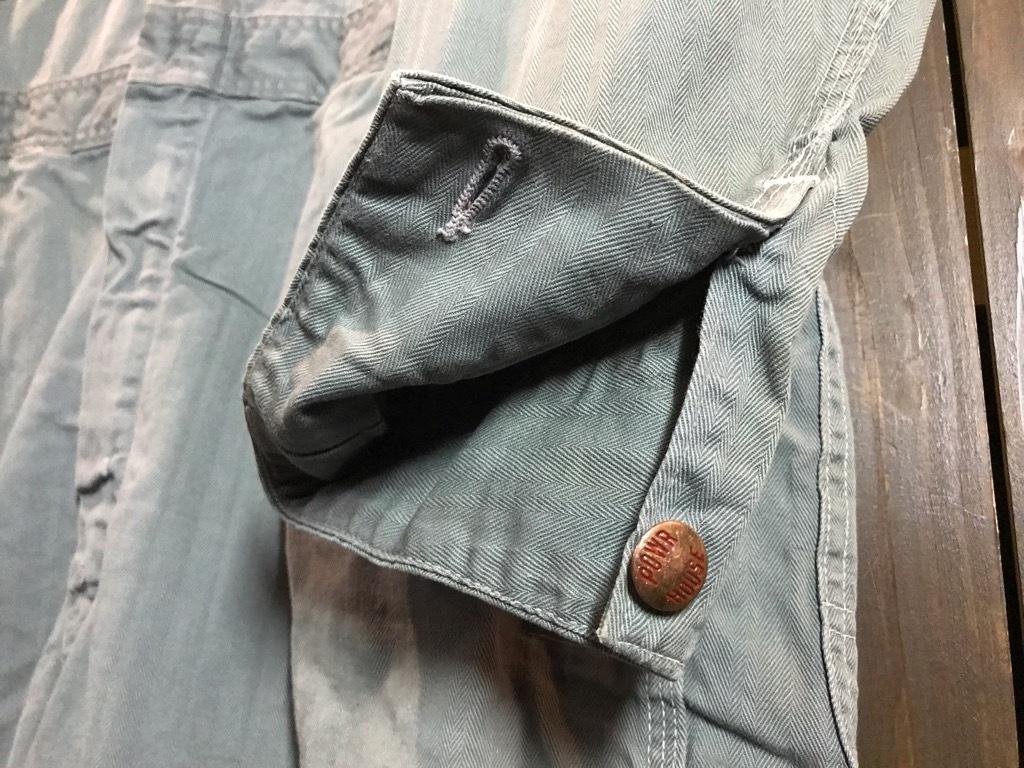 マグネッツ神戸店10/31(水)Vintage入荷! #5 Vintage Shop Coat,Union Suit !!!_c0078587_22410521.jpg