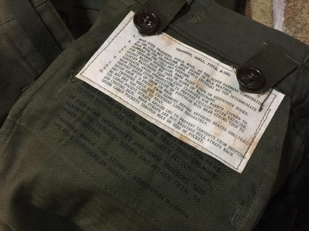 マグネッツ神戸店10/31(水)Vintage入荷! #7 1950\'s US.Army M-51 Modified Pants!!!_c0078587_23115602.jpeg