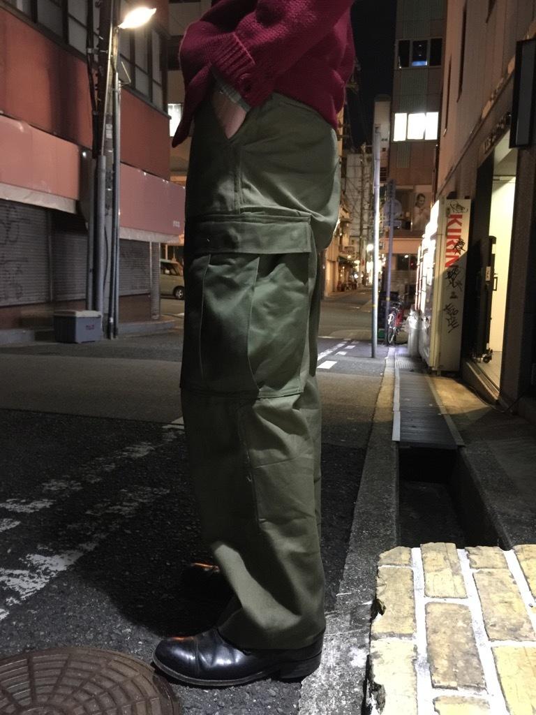 マグネッツ神戸店10/31(水)Vintage入荷! #7 1950\'s US.Army M-51 Modified Pants!!!_c0078587_23301919.jpg