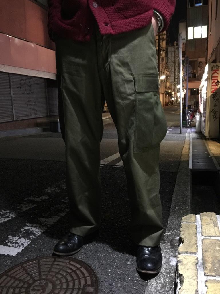 マグネッツ神戸店10/31(水)Vintage入荷! #7 1950\'s US.Army M-51 Modified Pants!!!_c0078587_23301945.jpg