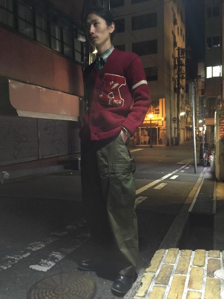 マグネッツ神戸店10/31(水)Vintage入荷! #7 1950\'s US.Army M-51 Modified Pants!!!_c0078587_23302053.jpg