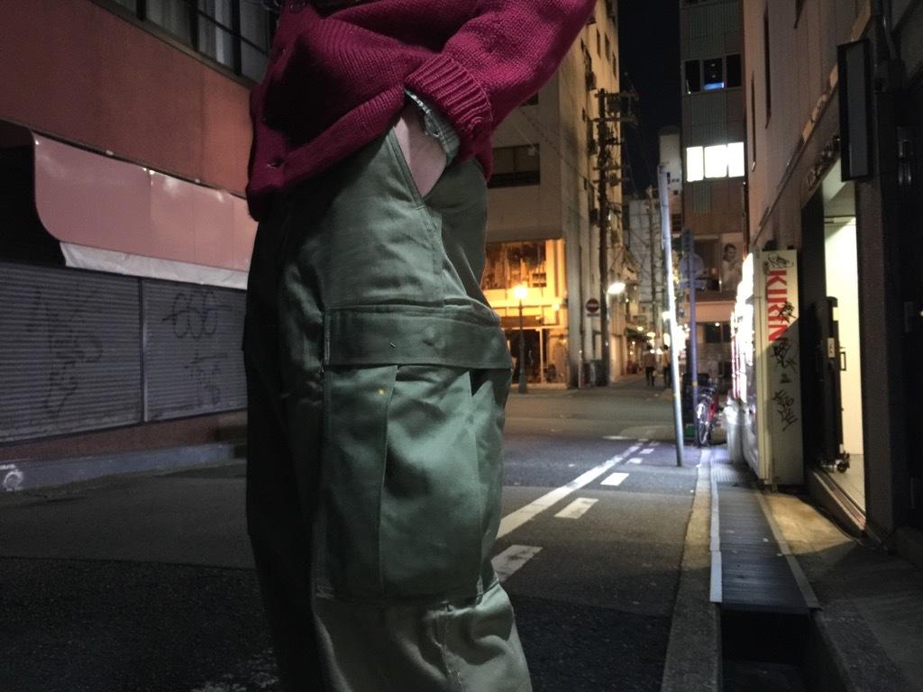 マグネッツ神戸店10/31(水)Vintage入荷! #7 1950\'s US.Army M-51 Modified Pants!!!_c0078587_23302085.jpg