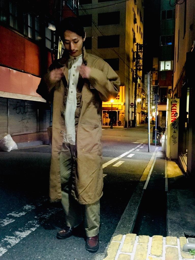 マグネッツ神戸店10/31(水)Vintage入荷! #5 Vintage Shop Coat,Union Suit !!!_c0078587_23324447.jpg