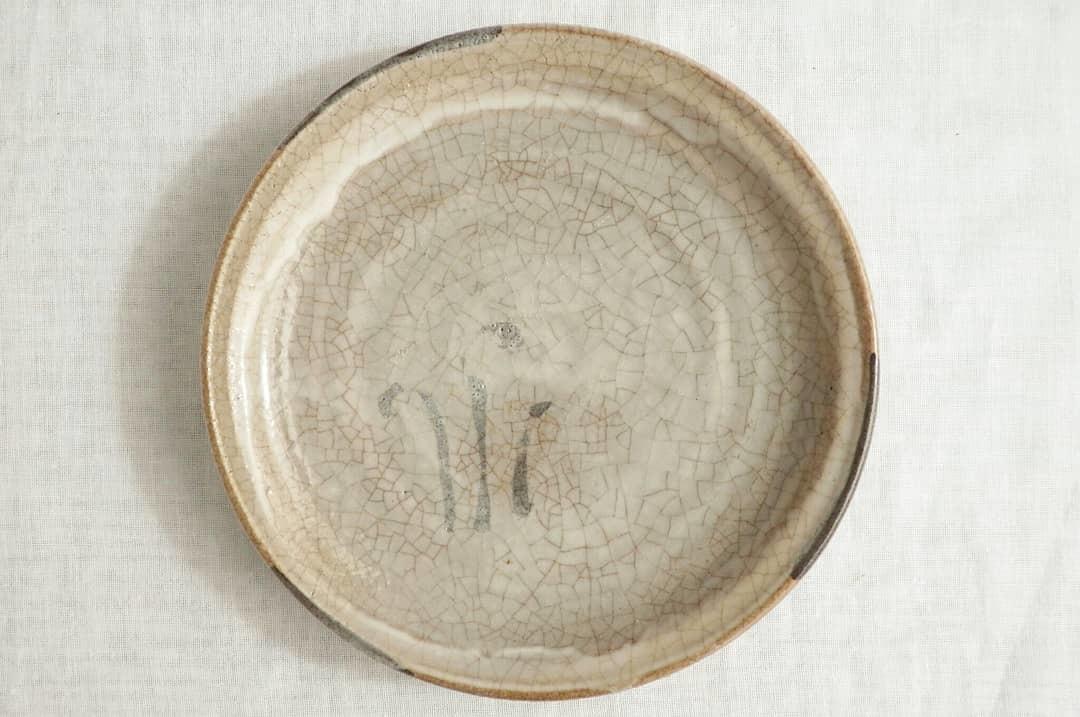 塩鶴るりこさんの陶展 - 食の記憶 - 2_f0351305_23563697.jpg