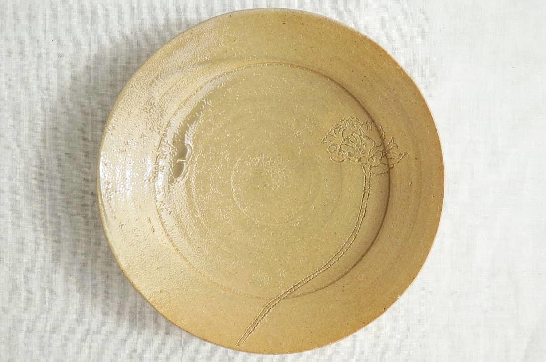 塩鶴るりこさんの陶展 - 食の記憶 - 2_f0351305_23574442.jpg