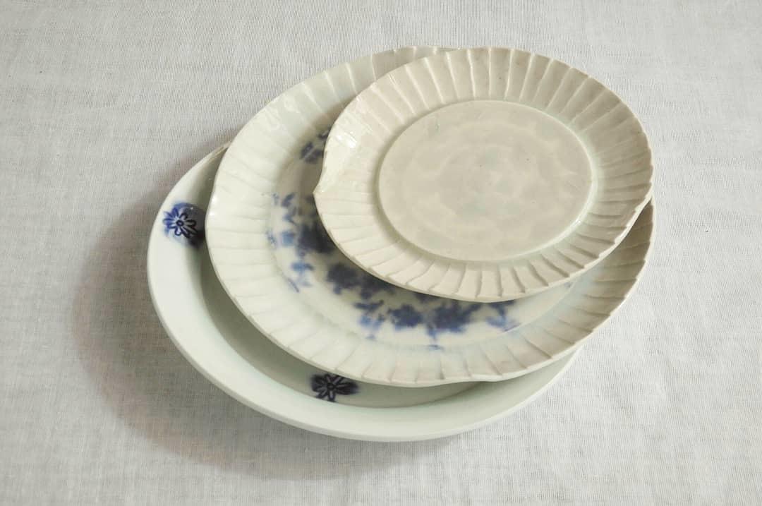 塩鶴るりこさんの陶展 - 食の記憶 - 2_f0351305_23592721.jpg