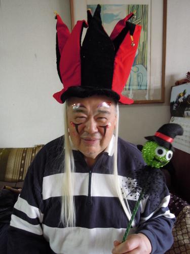 HAPPY ハロウィン今年は??_e0116211_13491806.jpg