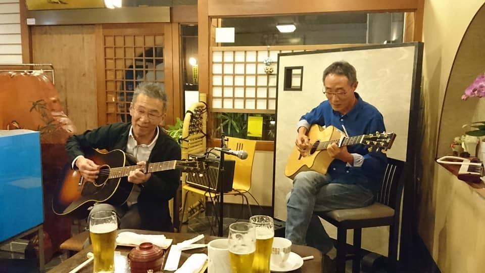 名古屋市今池 あさひ寿しライブ!_f0373339_12474136.jpg