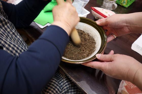 パンレク ~ ほうじ茶あんぱん ~_e0222340_15384317.jpg