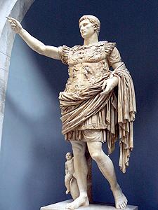 ローマ帝国の初代皇帝   アウグストゥス_c0011649_07265049.jpg