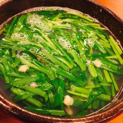 ソウル旅行 12 しじみスープ定食の朝食を♪_f0054260_04544155.jpg