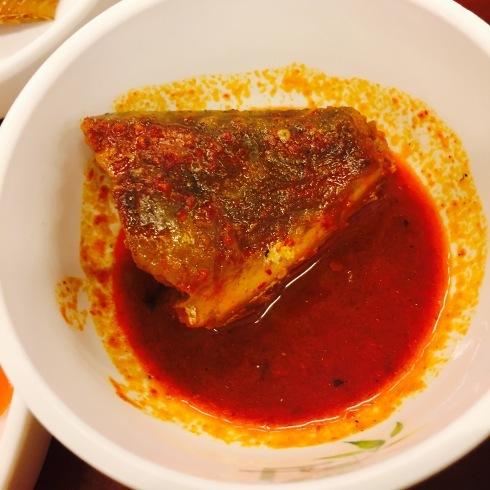 ソウル旅行 12 しじみスープ定食の朝食を♪_f0054260_04571512.jpg